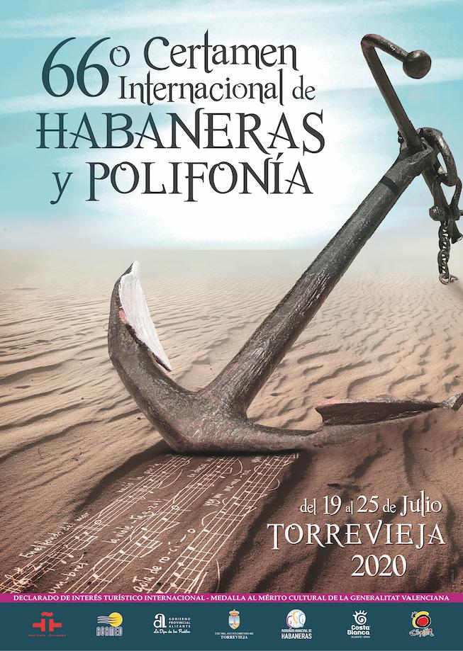 CARTEL HABANERAS TORREVIEJA 2020